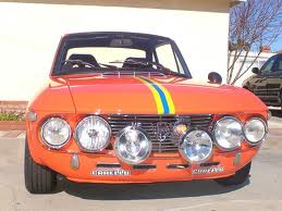 Lancia Fulvia presented by Lancia Auto ®
