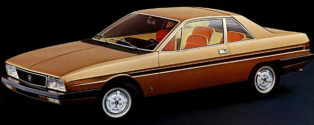 Lancia Gamma presented by Lancia Auto ®