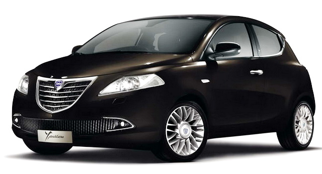 Lancia Ypsilon presented by Lancia Auto ®